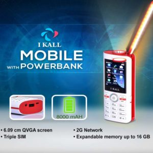IKALL K42 POWER BANK